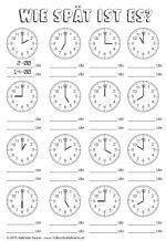 Arbeitsblatter Kopiervorlagen Uhrzeit Arbeitsblatter Volksschullehrerin At Uhrzeit Lernen Uhrzeit Grundschule Arbeitsblatter Zum Ausdrucken