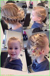 Geflochtene Frisuren Frisuren Fur Haare Luna Geflochtene Frisuren Frisuren Hochzeit Frisuren Baby Girl Hairstyles Hair Styles Little Girl Hairstyles