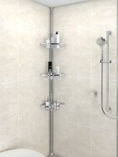 009e9a20168e75b783995027164c53b8 - Better Homes And Gardens Contoured Tension Pole Shower Caddy Instructions