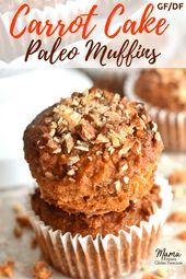 ¡Sin granos nunca supo mejor! Este pastel de zanahoria Paleo fácil y súper húmedo …   – Mama Knows Gluten Free Blog Recipes