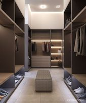 58 Stunning Walk in Closet Decorating and Design Ideas – – #closet #Decorating #…