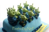 zumbido de toy story   – Pasteles/Cupcakes originales