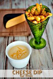 This Gouda Cheese Sauce is the perfect creamy cheese sauce for fries, pretzels, …