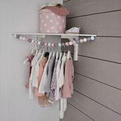 ▷ 1001+ ideas for baby girl room  – Kinderzimmer