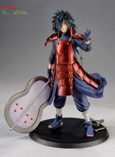 Sale Us 29 99 Naruto Kakashi Uchiha Obito Uchiha Figure Garage