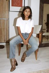 This Boot Style Will Bring Your Tee and Jeans to the Next Level (Le Fashion) – #Boot #Bring #Fashion #Jeans #Le