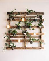 Les plantes : le plein de bienfaits dans votre déco !
