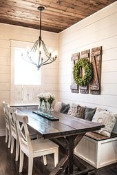 Build simple and inexpensive rustic shutters