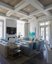 Beach House in WaterColor offers dreamy sea-inspired accents   – Wohnung