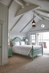 25 cool beach style bedroom design ideas   – Schlafzimmer