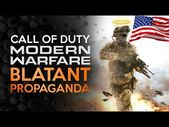 Call of Duty Modern Warfare is Propaganda – YouTube   – Games