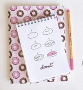 50+ Stunningly Easy Bullet Journal Doodles You Can Totally Recreate – The Thrifty Kiwi