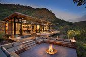 Le Marataba Trails Lodge est un lodge safari de luxe distinctive, spécialisé dans la promen