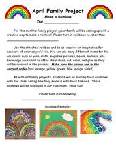 Monthly-Family-Projects-806580 Lehrmittel – TeachersPayTeache … – family projects