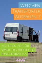 Ratgeber: Welcher Van soll zum kleinen Reisemobil ausgebaut werden?   – Campingbus