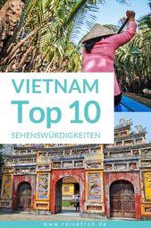 Attractions du Vietnam: Faits saillants et endroits préférés