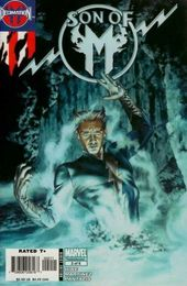 Son Of M 2 Gene Pool Issue With Images Marvel Comics Marvel Unlimited