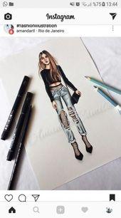 55 Super ideas fashion drawing sketches tutorials art