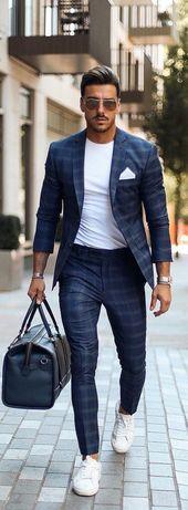 15 idées de tenues de travail modernes pour les hommes qui travaillent