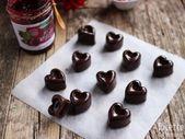 Photo of Dark chocolates with cherry Marianna Pascarella