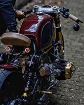 """Cafe Racers   Zoll   Bikes auf Instagram: """"Liebt diesen BMW Build"""" …   – Motorrad"""