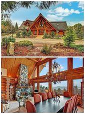 17 Log Cabins We Love