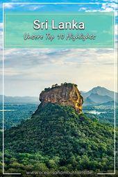 SRI LANKA – 10 Highlights, die dir in Erinnerung bleiben werden