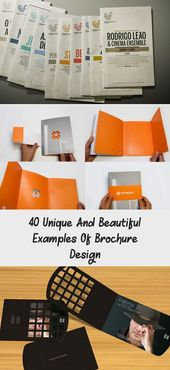 Love this style of brochure, really like the idea of a smaller brochure size within the larger brochure cover or even within another brochrue. #Busine…