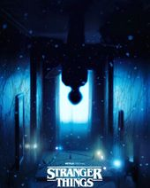 Stranger Things Upside Down Poster – Michael Friebe