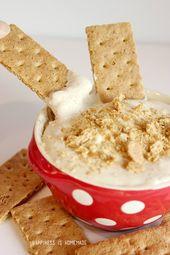 Caramel Cheesecake Dip  Cream Cheese 8 oz. 3/4 cup brown sugar 1 tsp. Vanill…