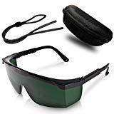 Od5 Ipl Láser 190 Nm 2000 Nm Láser Protección Gafas Gafas De Protección Gafas Lentes