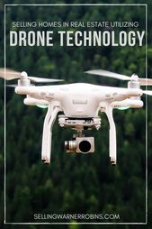 Using Drones To Sell Homes