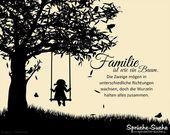 Familie ist wie ein Baum … – Sprüche über das Leben – #Tree #the #A #Fam …   – Hochzeitskleider
