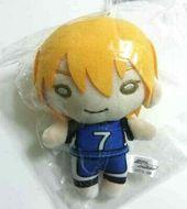 Kuroko no Basketball Mascot Plush Doll vol.1 x4 Kagami Kise Tetsuya 2 Anime F//S