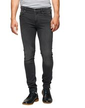 CHEAP MONDAY Jeans Tight Herren, Grau, Größe 33