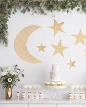 Twinkle Twinkle Little Star Baby Shower Ideen für jedes Budget – #budget #ideen… – Dekoration-Babyparty