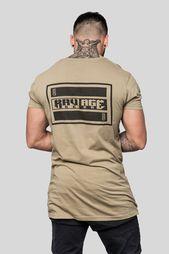 Verwüstungs-Gang-Flaggen-X-Gen-hohes T-Stück  – Men's T-Shirts