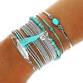67 Chic Turquoise Jewelry Designs to Complement Yo…