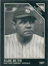 Babe Ruth Baseball Card Submited Images Pic2fly Babe Ruth Baseball Babe Ruth Old Baseball Cards