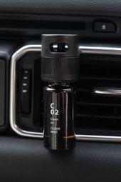 レビュー アットアロマの車用ディフューザー ドライブタイムクリップは車でも精油の香りが楽しめる 精油 香り 芳香剤