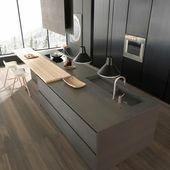 Küche mit Kochinsel: 50 tolle Gestaltungen!