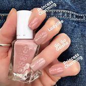 Diese nackten Nagelfarben sind einfach wunderschön # dies #einfach #nackten #n – Nägel