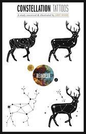 Art of Amy Hood: Constellation Tattoos, My Love Affair With Stars, & More Shamel…