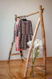 Fantastische 40 einfache und praktische Kleiderst…