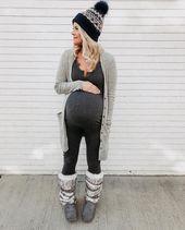 Schwangerschafts-Outfit-Ideen   – Pregnancy Outfits