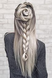 33 coiffures cool festival tresses