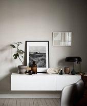 Warm beige living space – #Beige #Living #livingro…