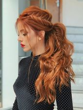 Photo of Penteado cabelo longo