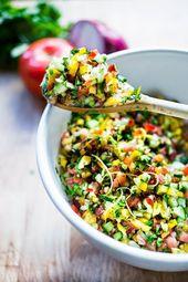 Israeli Salad – SOUPS AND SALADS
