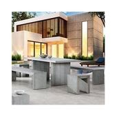 Sitzgruppe & # 39; Rockall & # 39; rechteckige Best FurnitureBest Möbel   – Products